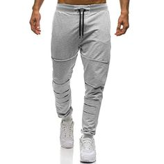 Men's Trousers Autumn Loose Casual Pants Drawstring Pants Fashion Solid Color Holes Pencil Sweatpants -- You can get more details by clicking on the image. (This is an affiliate link) Casual Pants, Men Casual, Summer Minimalist, Men's Fashion, Slim Fit Pants, Simple Colors, Drawstring Pants, Summer Outfits, Trousers