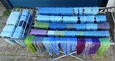 "Søgeresultater for ""Indigo"" – Hos Mommer Vikings, Indigo, Dyeing Yarn, Fabric Dye, Threading, Creative, The Vikings, Indigo Dye, Viking Warrior"