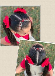 Cute little girl hairstyles – BuzzTMZ Cute Little Girl Hairstyles, Cute Hairstyles For Kids, Girls Natural Hairstyles, Baby Girl Hairstyles, Princess Hairstyles, Baddie Hairstyles, Braided Hairstyles, Hairstyles Videos, Girl Hair Dos