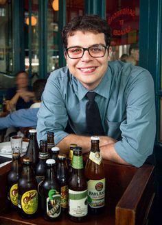 Personagem surgido em bares especializados, o profissional das geladas ganha prestígio e espaço em casas de alta gastronomia