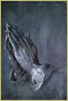 Hands of an Apostle (c. 1508) - Albrecht Durer