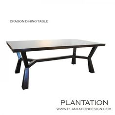 Might have to get this just because they call it DRAGON dining table! :)