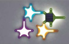 13 Indoor Solar Illuminators - From LED Flower Lights to Sun-Powered Light Bulbs (CLUSTER)