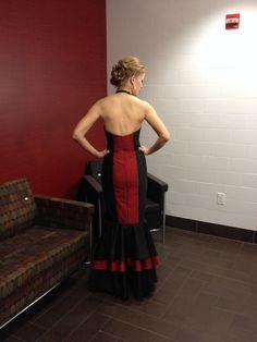 Betty Jane dress. Heart Ball 2014