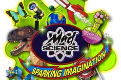 Mad Science is the leading science enrichment provider for children in preschool through grade 6.  #Sacramento #Kids #Family #Science Mad Science of Sacramento Valley