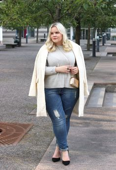 fall look plus size