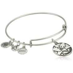 Alex and Ani Silver Finish Style Grandmother