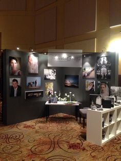 Amberlee Christey Photography 2014 Bridal Show Booth