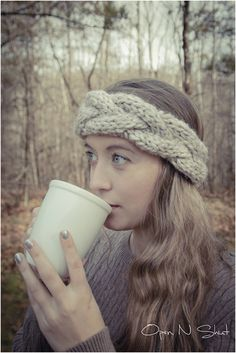 Top 10 Warm DIY Headbands (Free Crochet and Knitting Patterns) @Hannah Mestel Mestel Rader