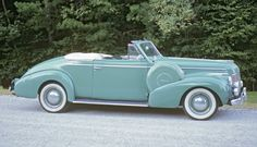 SIA Flashback – Driveable Dream: 1940 Buick Special Convertible