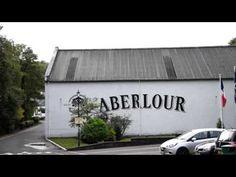 Aberlour distillery in Speyside, Scotland