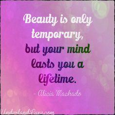 Alicia Machado on #Beauty