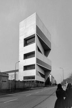 Nuova Sede Fondazione Prada  OMALocation: Milan, Italy   Original Render