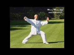 ▶ Tai chi for beginners - Yang Style Form Lesson 5 - YouTube