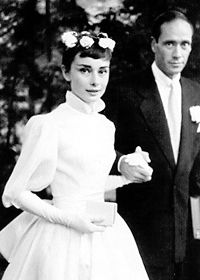 "Jose Ferrer and Hepburn married in 1954 and appeared together that year in the Broadway production of ""Ondine,"" for which she won a Tony as best actress for playing the water sprite just weeks after receiving her Academy Award. They had one child together, Sean."