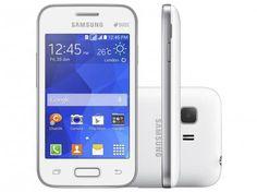 Smartphone Samsung Galaxy Young 2 Duos TV DualChip com as melhores condições você encontra no site do Magazine Luiza. Confira!