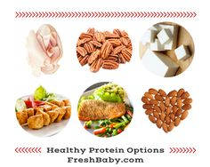Part of a healthy MyPlate diet includes protein. Explore healthy protein options with recipes, tips and more!
