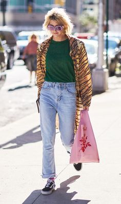 The Jeans Everyone Is Wearing in NYC Right Now | WhoWhatWear