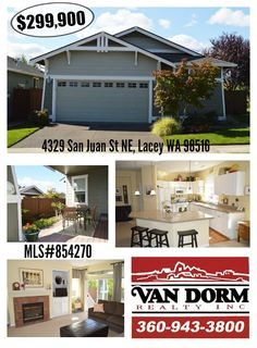 42 Best OUR LISTINGS - Homes For Sale Olympia WA images in 2016