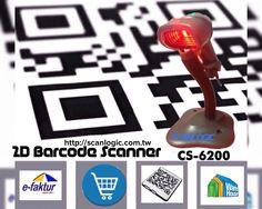 2D barcode scanner untuk support berbagai macam aplikasi. Salah satunya adalah teknologi barcode 2 dimensi yang digunakan dalam berbagai macam bidang industri, Retail, Inventory, Pemerintahan, Logistic & transportations. #2Dbarcode #scanlogicbarcode #barcode #barcodescanner #scannerbarcode #barcodereader #2Dscannerbarcode #scanlogic2Dbarcode #Qrcodereader #weeklypromobarcodescanner #distributorbarcodescsnner  http://scanlogic.com.tw
