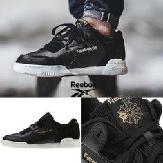 a2409e377602bc Reebok Classic Workout Plus Attentive Lover Shoes Sneakers Black BS52445 SZ  5-13  Reebok