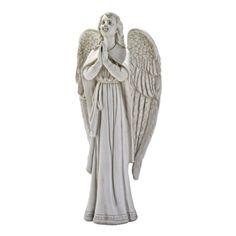 Progettazione Toscano KY30578 Ampio giardino statua Angelo di preghiera Guida Divina euro 161,89