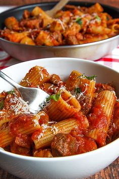 "The ""Ragù Barese"" (Apulian #meat #sauce) is a  southern Italy typical #pasta dressing full of history and tradition."
