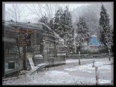 Chanson de Noel - Le Sentier de Neige - Les Classels