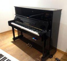 Piano silencieux d'occasion Yamaha U1 occasion silencieux