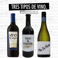 ¿Cuál será peor? #vinos #instalike #lol #sincity #wine #bottles