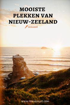 De mooiste plekken Nieuw-Zeeland? Hier check je alles op een rij, zowel voor het Noordereiland als voor het Zuidereiland! #noordereiland #zuidereiland #nieuwzeeland #oceanie Travel Maps, Travel Destinations, New Zealand Travel, South Island, Beach Fun, Auckland, Travel Advice, Australia Travel, Travel Inspiration