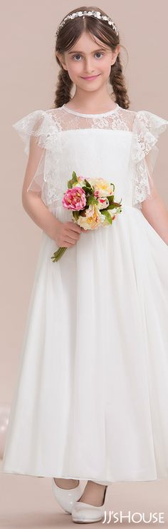 Excellent chiffon dress! #JJsHouse #Junior #Bridesmaid