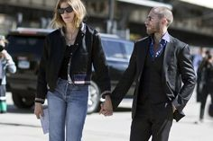 Must-See Street Style From New York FashionWeek   StyleCaster