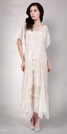 vintage style wedding dress for plus sizes