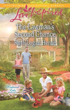Ruth Logan Herne - The Lawman's Second Chance / #awordfromJoJo #ChristianFiction
