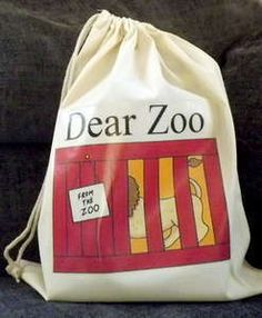 Dear Zoo Empty Story Sack & Teaching Resources CD for sale online Dear Zoo Activities, Eyfs Activities, Teaching Resources, Activities For Kids, Teaching Ideas, Dear Zoo Eyfs, Story Sack, Animal Habitats, English Book