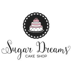 Premade Logo Design - Cake Bakery Logo