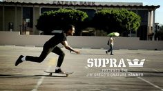 SUPRA Presents The Jim Greco Signature Hammer by SUPRA Footwear.