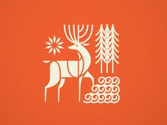 Dribbble - Logo by Brent Couchman
