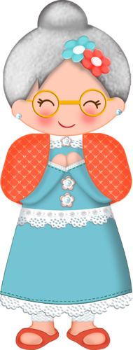 **✿*CAPERUCITA ROJA*✿** Foam Crafts, Diy And Crafts, Crafts For Kids, Paper Crafts, Red Riding Hood Party, Girl Clipart, Baby Clip Art, Grandparents Day, Coloring Pages For Kids