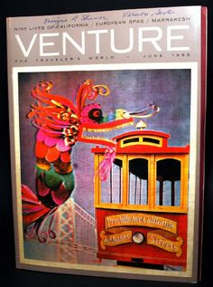 Venture Magazine, the Travelers World, June 1965 (Volume 2, Numer 3) by Gardner Cowles,http://www.amazon.com/dp/B002MV4E9S/ref=cm_sw_r_pi_dp_8p8ftb1G7E68M6FH