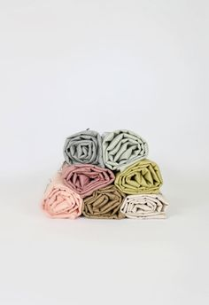 Linen Handtack Blanket variety of colors by ColetteBream on Etsy, $118.00