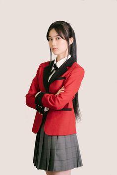 Ikuta Erika, Respect Women, Female Reference, School Looks, School Fashion, Japanese Girl, Asian Girl, Dreaming Of You, Idol
