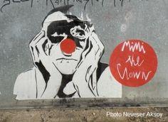 Artist :Mimi Le Clown
