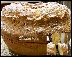 Donuts, Chiffon Cake, Sponge Cake, Healthy Sweets, Italian Recipes, Banana Bread, Cheesecake, Deserts, Baking