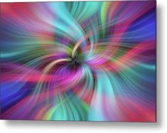 Vibrant Rainbow Digital Abstract Metal Print by Jenny Rainbow. All metal prints are professionally printed, packaged, and shipped within 3 - 4 business days and delivered ready-to-hang on your wall. Choose from multiple sizes and mounting options. Got Print, Any Images, You Are Awesome, Art Techniques, See Photo, How To Be Outgoing, Fine Art Photography, Home Art, Color Mixing