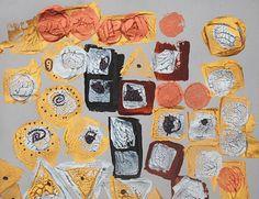 Winter Break Activities: Klimt-Inspired Kids' Art Projects