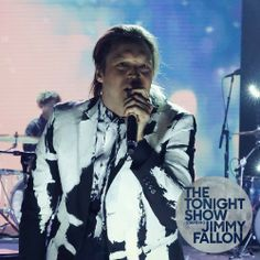 Arcade Fire en The Tonight Show Starring Jimmy Fallon