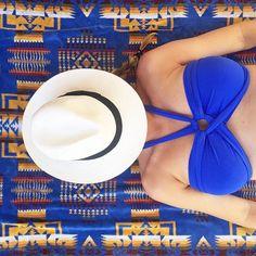 beach love #vacation #summerlove #fedora