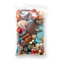 Treasure Bead Medley Bag